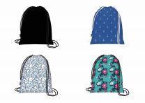 ECOZZ EcoBackpack serie - opvouwbare rugzakken van rPET